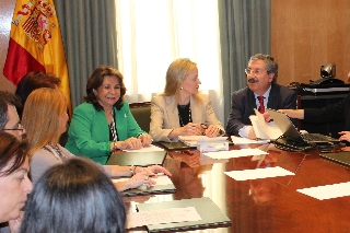 Comisión de Igualdad del CGPJ analizará la dispensa de la obligación de declarar