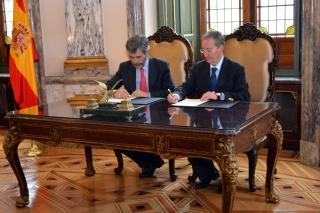 El CGPJ firma un acuerdo de colaboración con el Conselho Superior da Magistratura de Portugal
