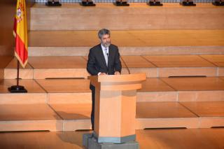 Carlos Lesmes, presidente del Tribunal Supremo y del CGPJ