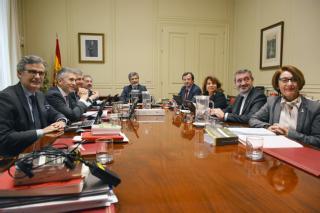 La Comisión Permanente del CGPJ en su reunión de hoy