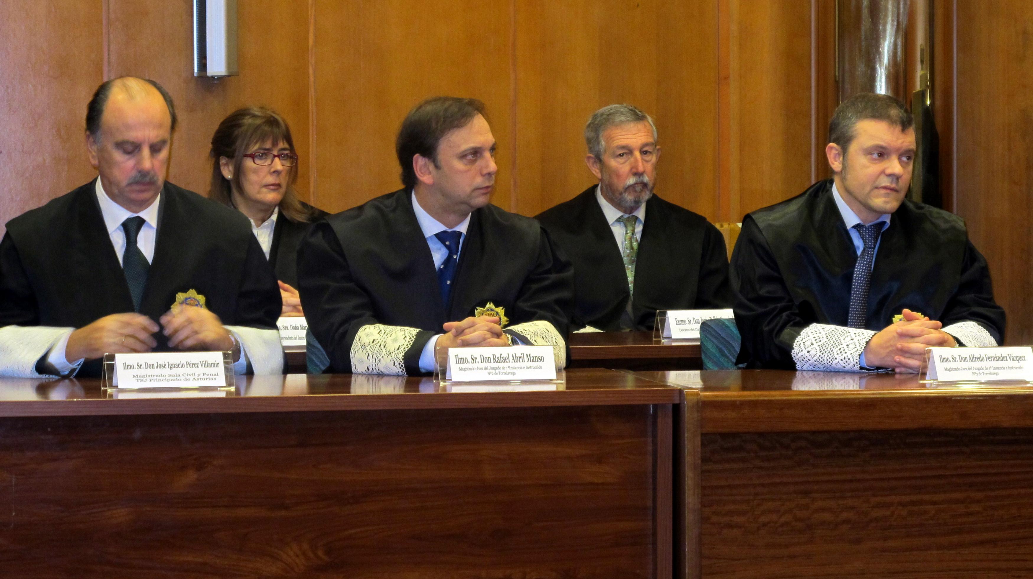 Jueces Cuarto Turno | C G P J Archivo De Notas De Prensa